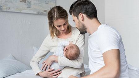 افزایش شیر مادر