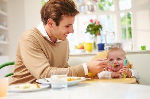 غذای کودک 6 ماهه