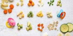 تغذیۀ کودک 9 تا 11 ماه