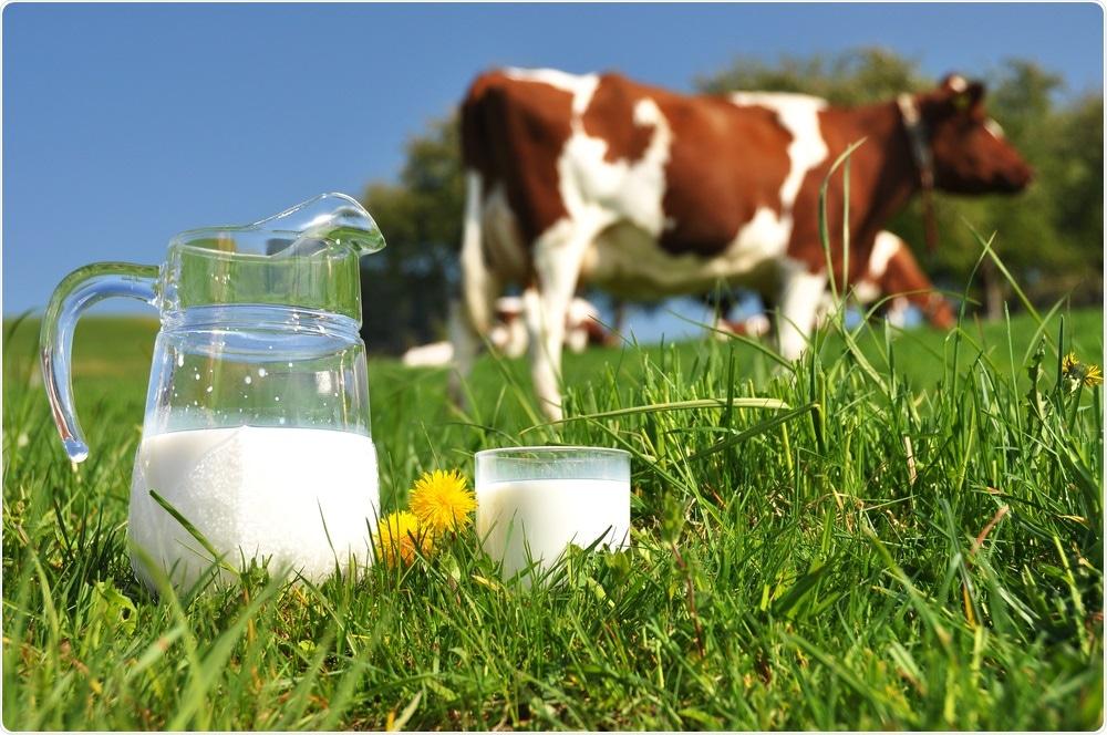 علائم و درمان آلرژی شیر گاو