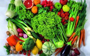 سبزیجات منابع مهم غذای مقوی